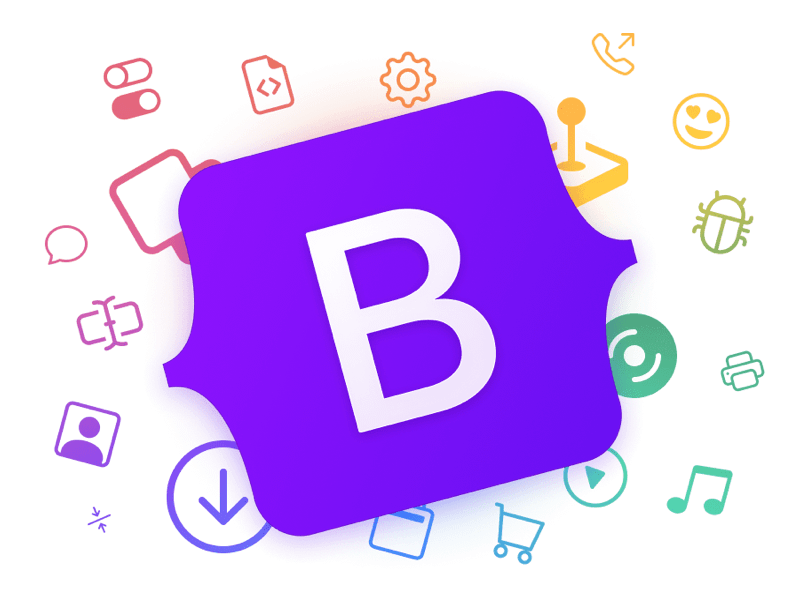 Bootstrap Icons图标集 .sketch素材下载
