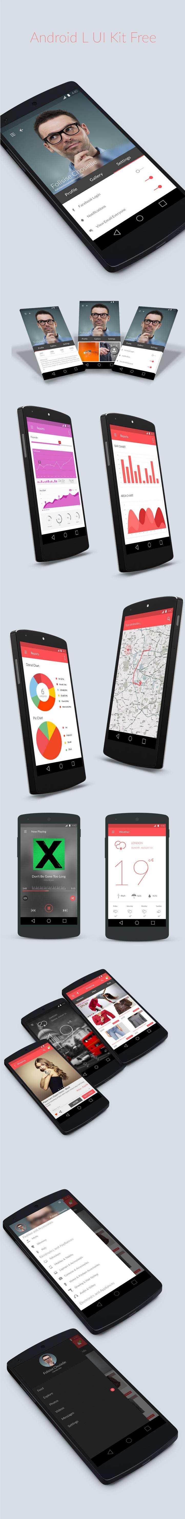 Android L UI主题包下载